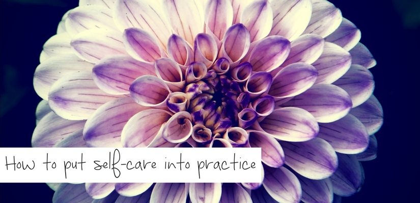 Thoughts on how to implement a self-care practice that works for you - includes free workbook!