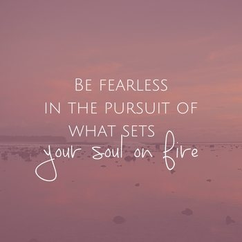 Become fearless through lifecoaching - Naomi Saelens Lifecoaching Bali / Amsterdam
