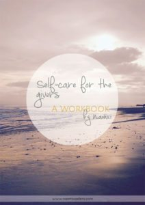 Self-Care for the Givers ebook by Naomi Saelens Coaching