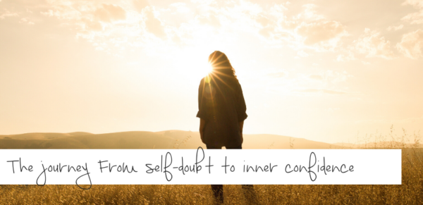 The journey from self-doubt to inner confidence